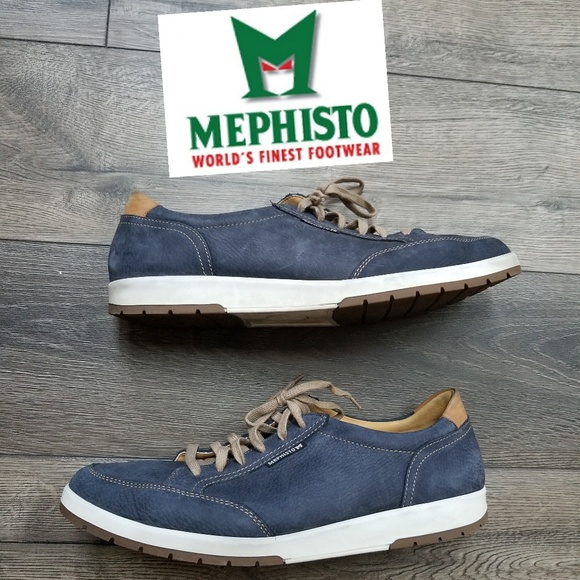 Mephisto Shoes | Mens Ludo Sneakers